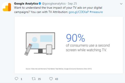 analytics data