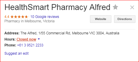 healthsmart pharmacy