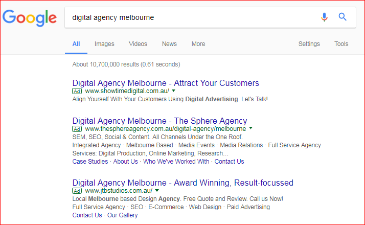 Digital Agency Melbourne