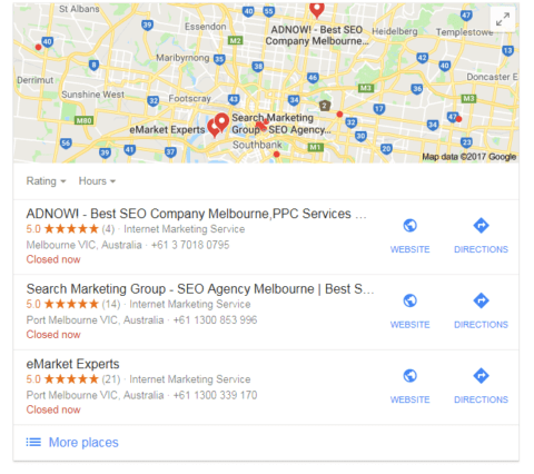 Best SEO company mage