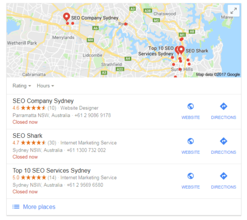 Best SEO copmany SERP in Sydney