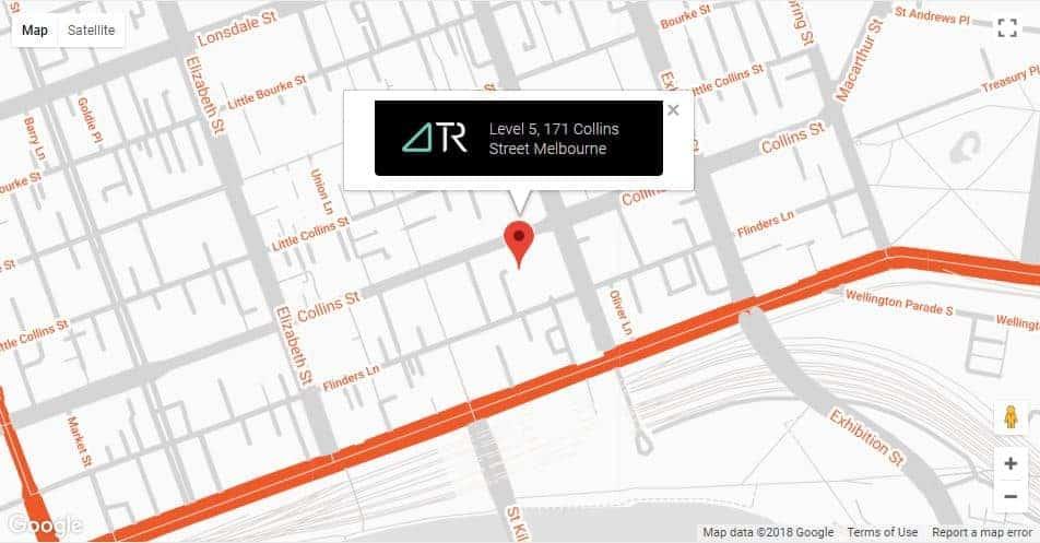 Level 5 - 171 Collins Street Melbourne